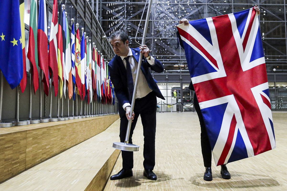 Brexit and the new role of the United Kingdom