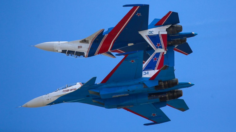 A Balancing Act or a Game Changer? The SU-30SM and the Nagorno-Karabakh Conflict