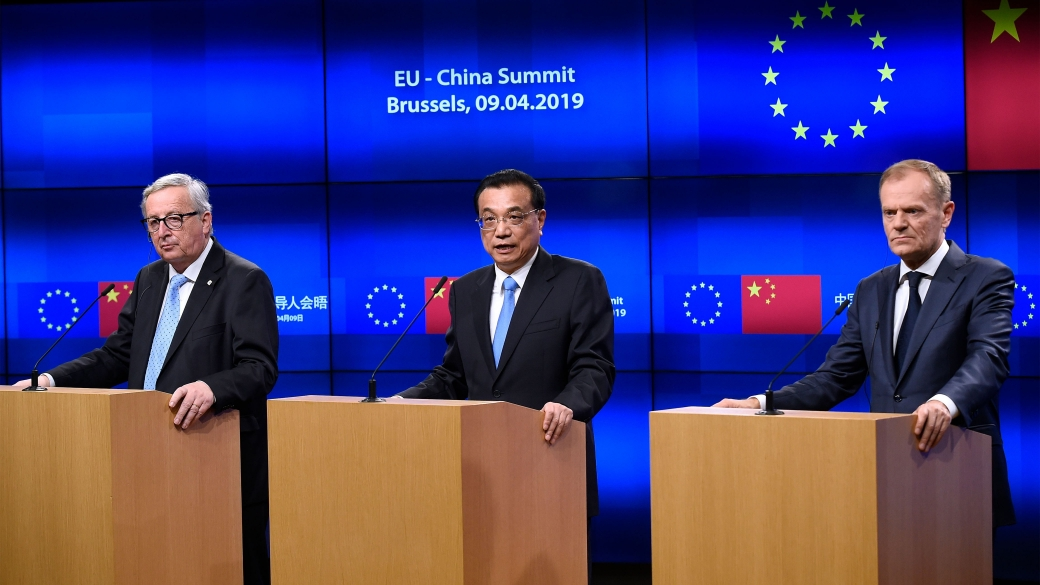 EU-China Geoeconomic Relations: China's investment in Europe and the Union`s security