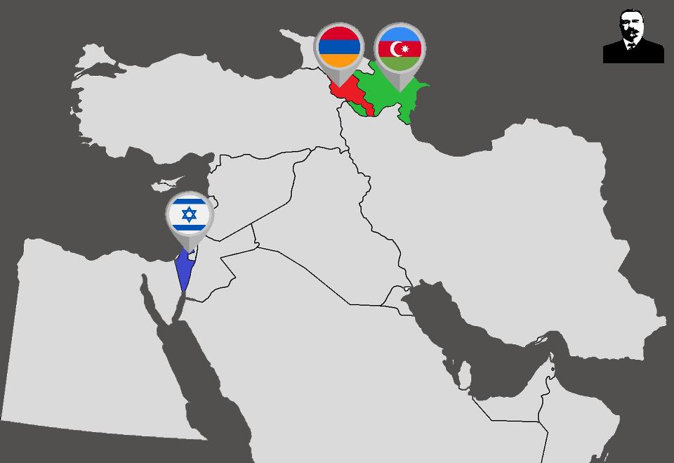 Ermənistan-Azərbaycan münaqişəsi və İsrail