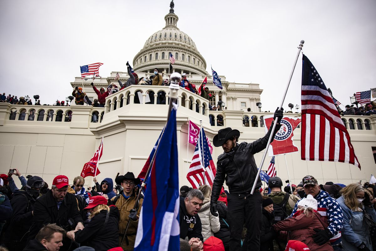 Attack on the Capitol and American democracy