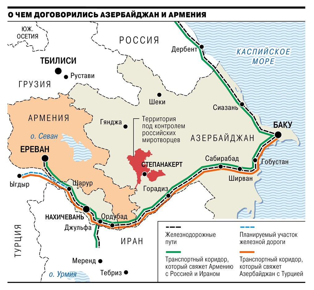"""Georgia's """"neutrality"""" and the new """"infrastructural"""" reality of the South Caucasus"""