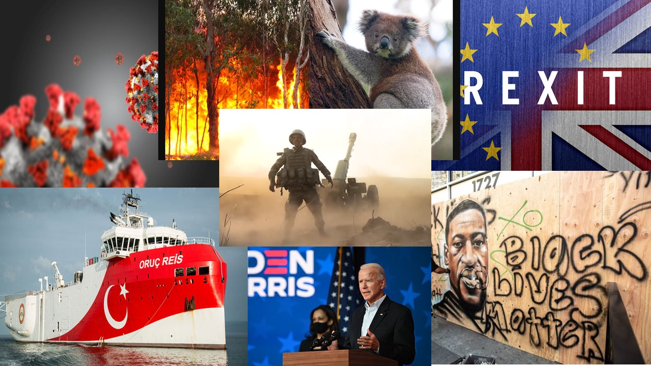 Someone opened Pandora's box: Seven major global events of 2020