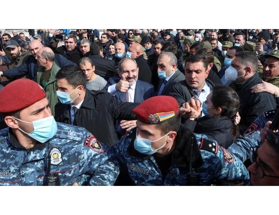 A half-coup, dull Iskanders and the Kremlin's dilemma