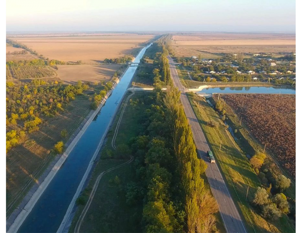 Water in Crimea: how is it related to a new conflict in Ukraine?