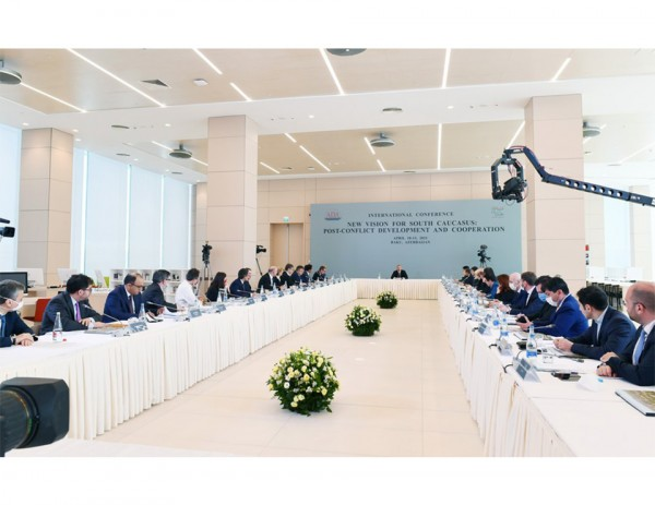President Aliyev's 13 April conference: talking points