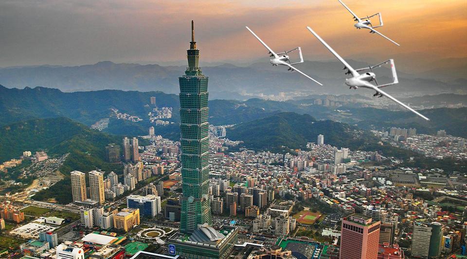 Tayvan da türk dronlarına maraq göstərir