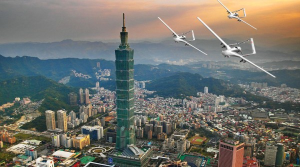 Taiwan Focuses on Turkish Drones
