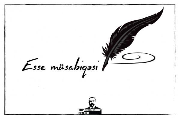 Topçubaşov esse müsabiqəsi 2021