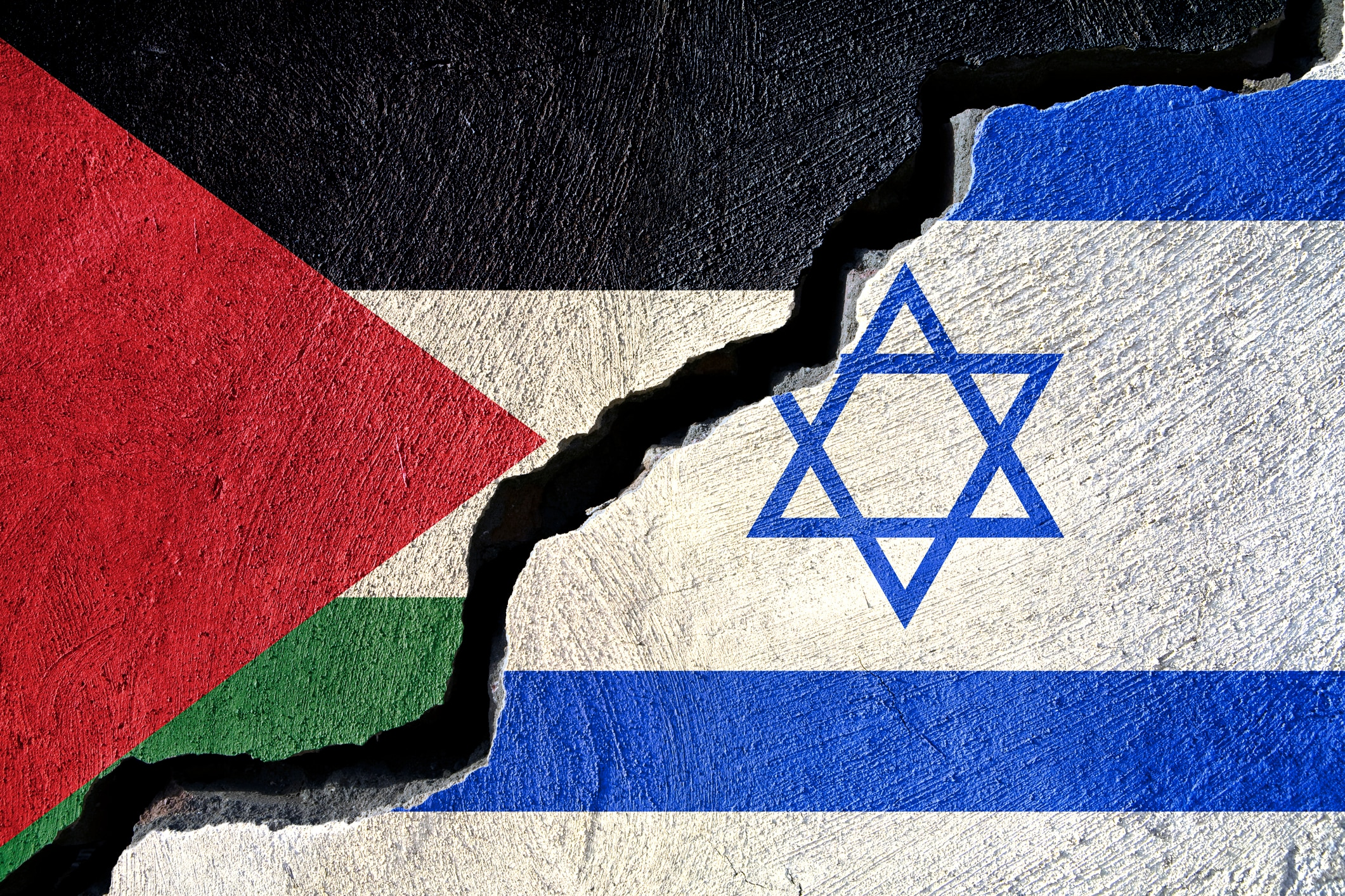 Tensions in Near East: Israeli-Palestinian clashes