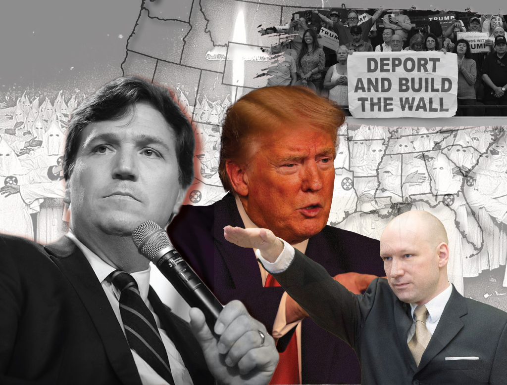 Tucker Carlson and anti-immigration after Trump