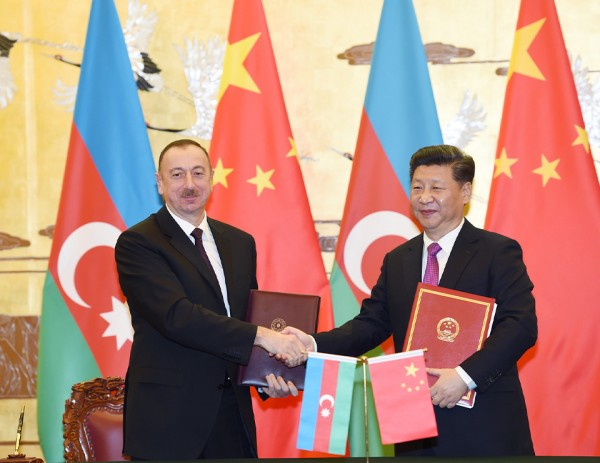 Azerbaijan through the prism of BRI