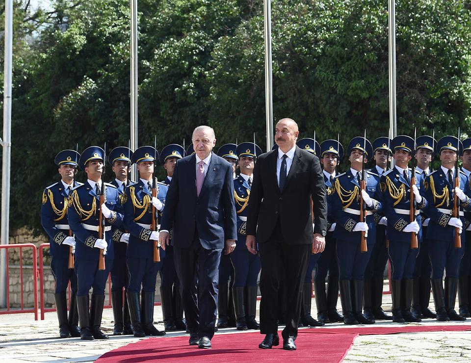 NATO umbrella for Azerbaijan?