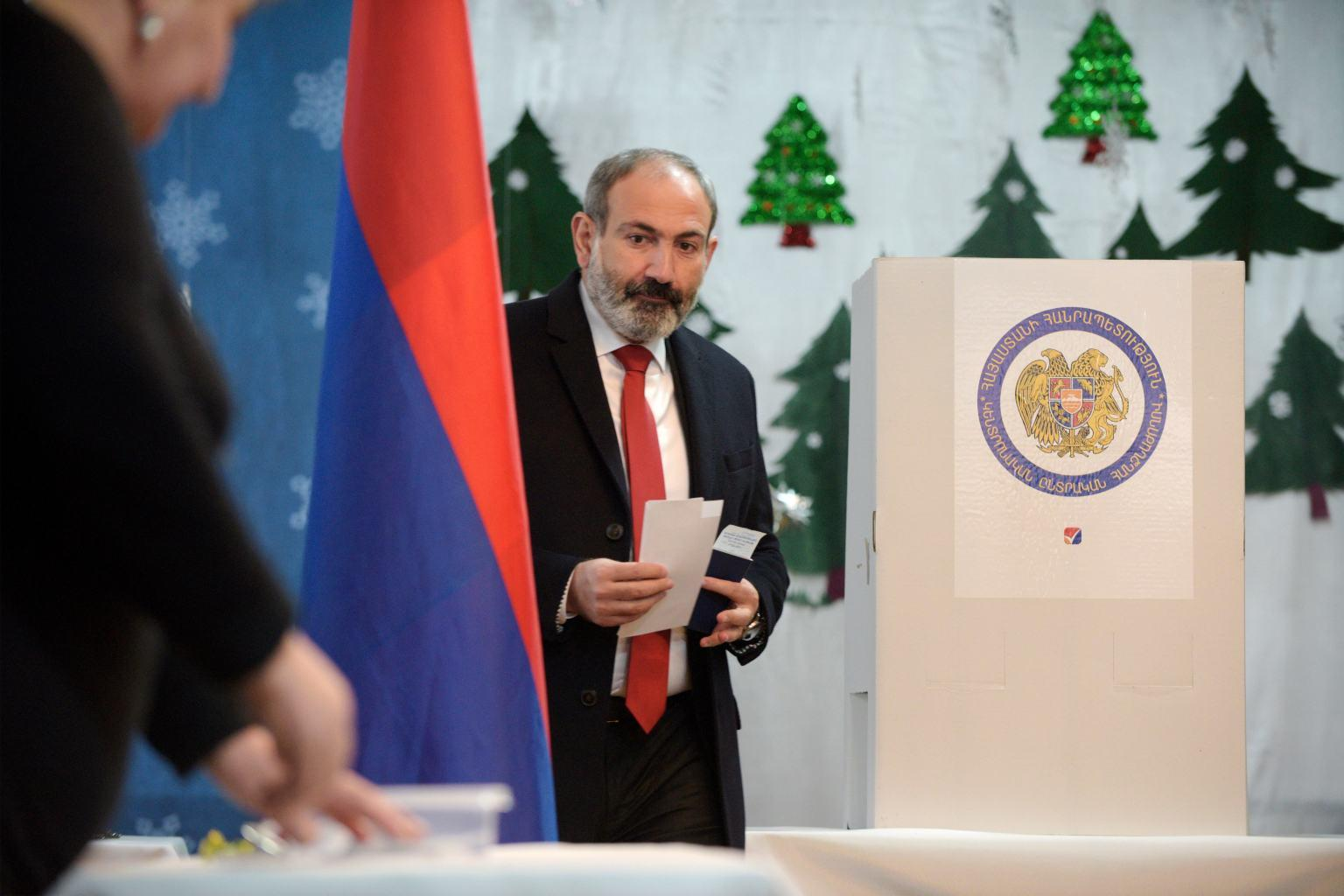 Pashinyan wins the elections in Armenia: What now?