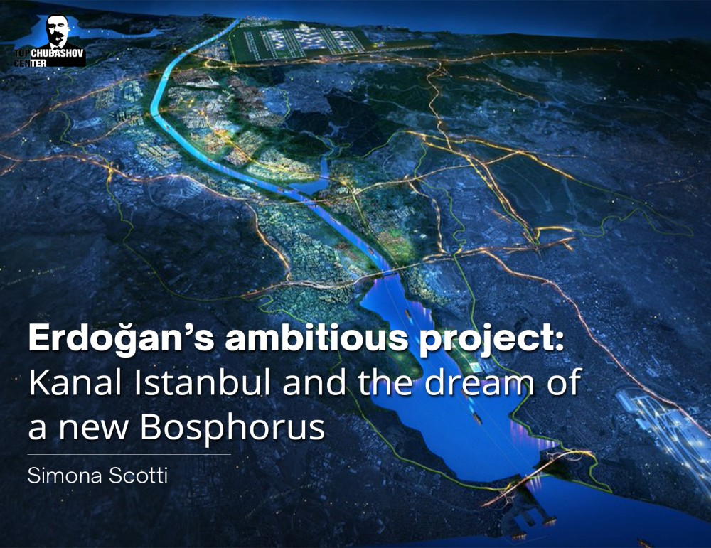 Erdoğan's ambitious project: Kanal Istanbul and the dream of a new Bosphorus