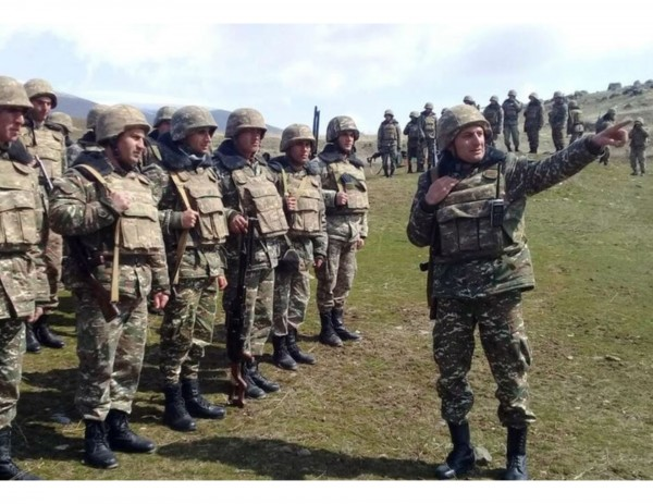 المواجهات المسلحة بين أرمينيا وأذربيجان وتداعياتها