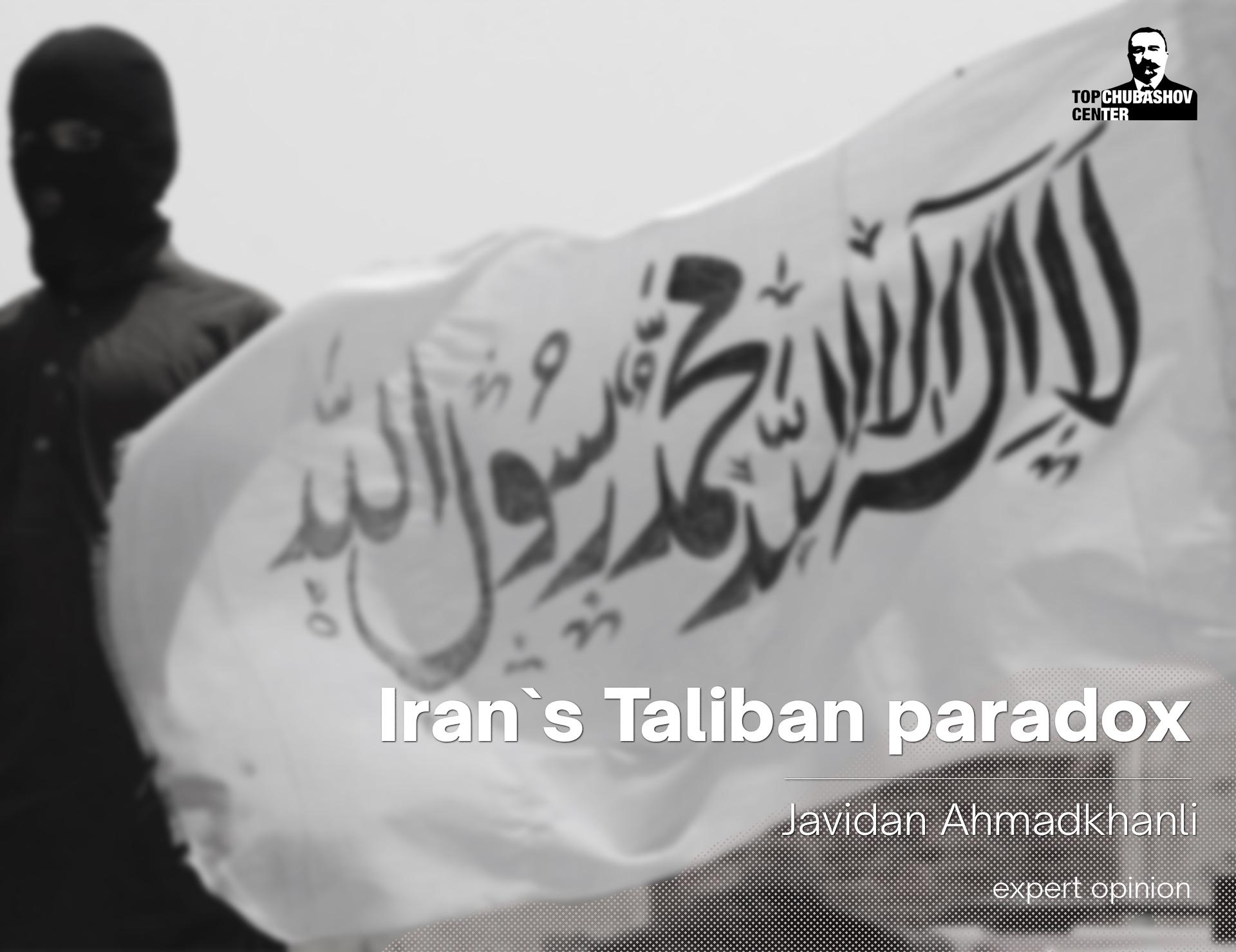 İranın Taliban paradoksu