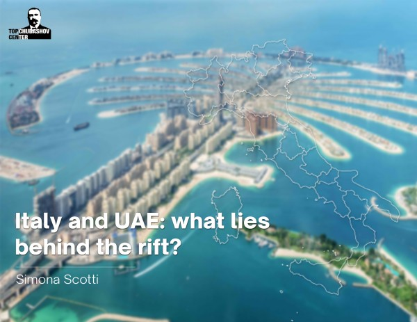 Italy and UAE: what lies behind the rift?