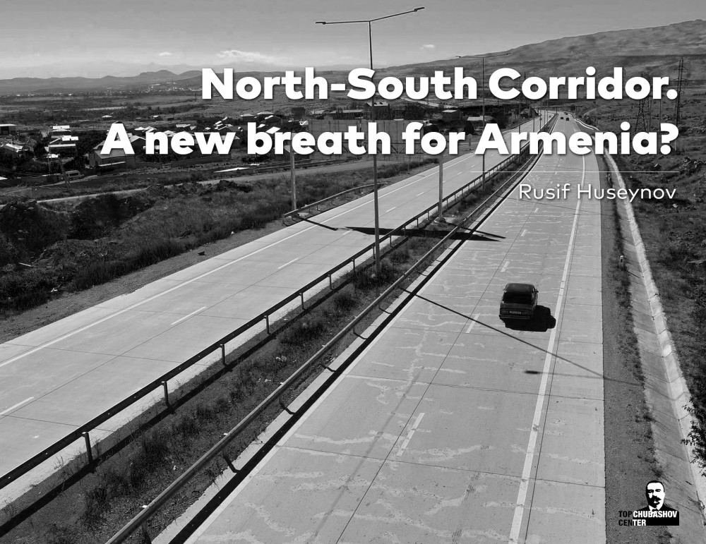North-South Corridor. A new breath for Armenia?