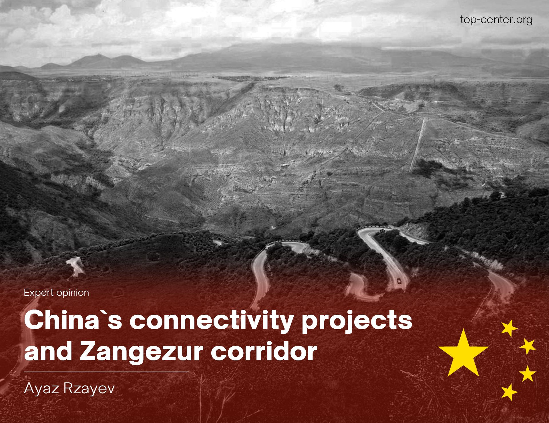 Çinin nəqliyyat layihələri və Zəngəzur dəhlizi
