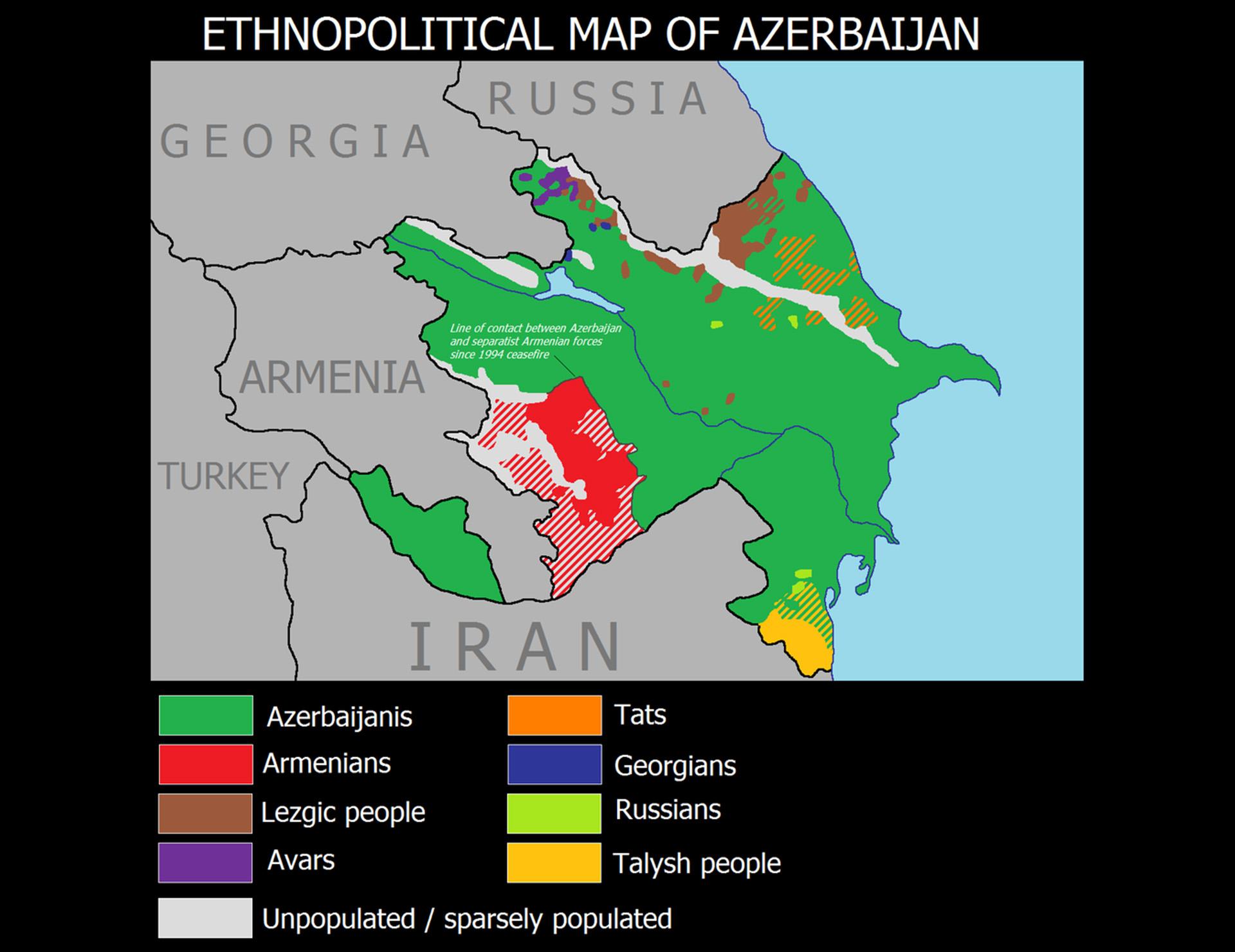 Qarabağ münaqişəsi: Ermənistan və etnik kimlik kartı