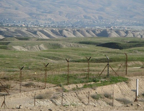 The demilitarized zone on the Armenian-Azerbaijan border is impossible